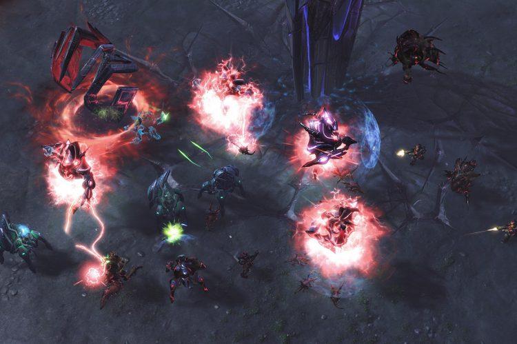 StarCraft liderem esportu