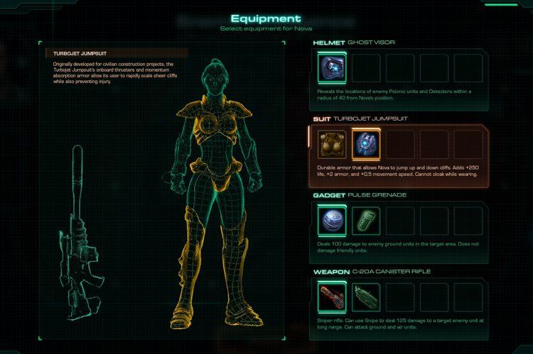 Charakterystyka rasy Terran w grze StarCraft