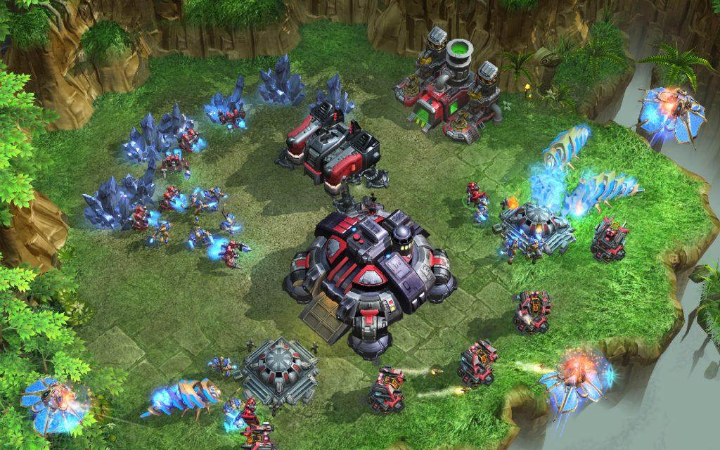 Starcraft cieszy sie niesłabnącym zainteresowaniem wśród fanów esportu