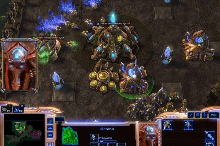 rasy w grze StarCraft