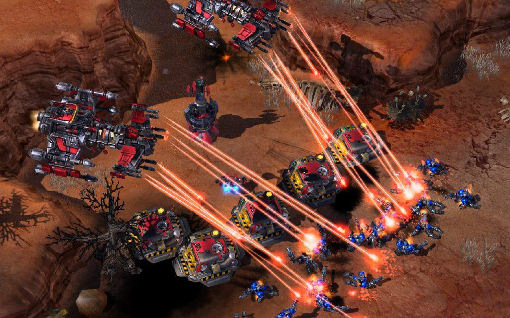 Charakterystyka Protosów w grze Starcraft 2