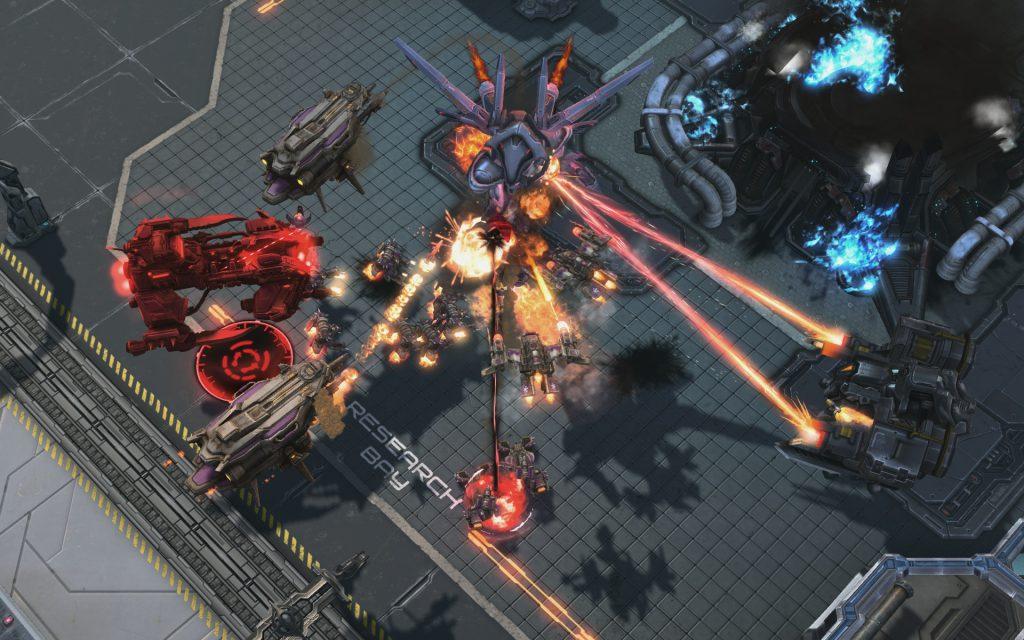 Sztuczna inteligencja w esporcie dla fanów StarCrafta!