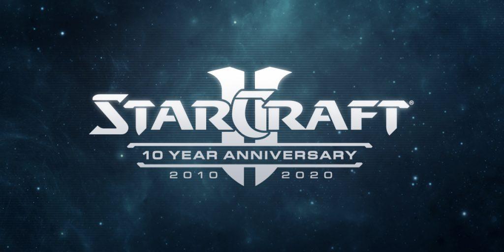 10 lat od powstania gry StarCraft II